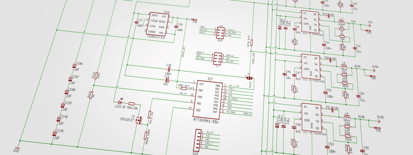 Entwicklung individueller Elektroniklösungen bei FLE electronic