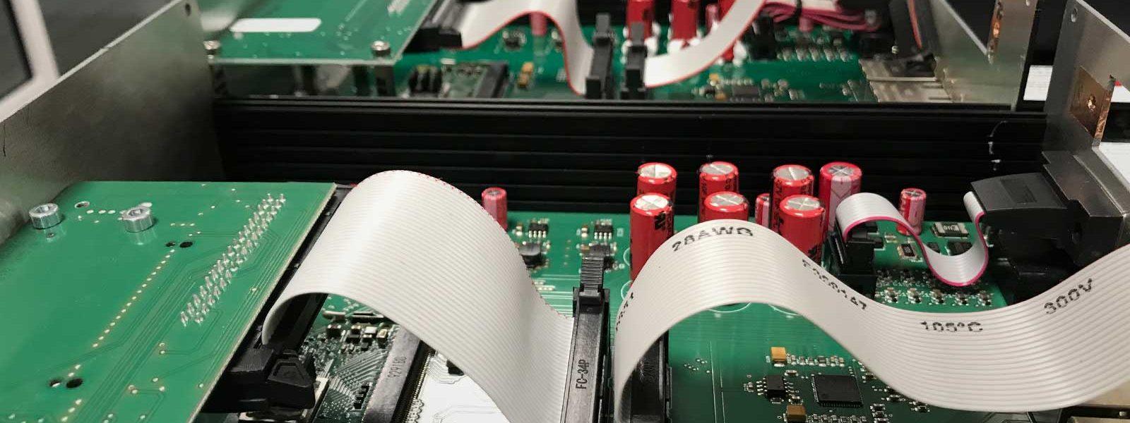 Planung und Produktion individueller Elektronik-Baugruppen